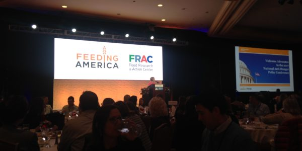 2017 Anti-Hunger Policy Conference